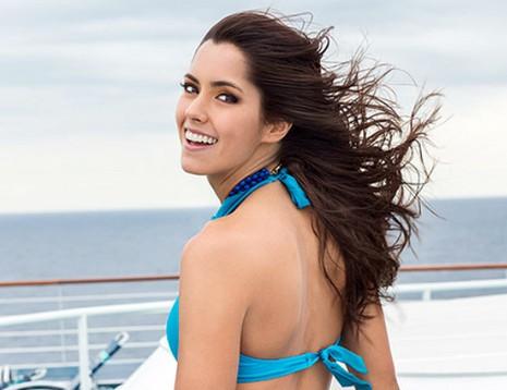 Hoa hậu Nam Phi Rolene Strauss là Hoa hậu đẹp nhất thế giới - ảnh 2