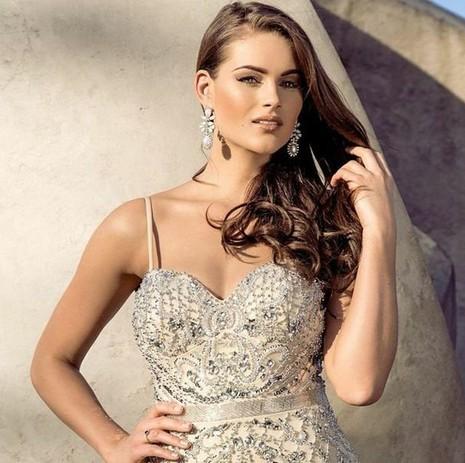 Hoa hậu Nam Phi Rolene Strauss là Hoa hậu đẹp nhất thế giới - ảnh 6