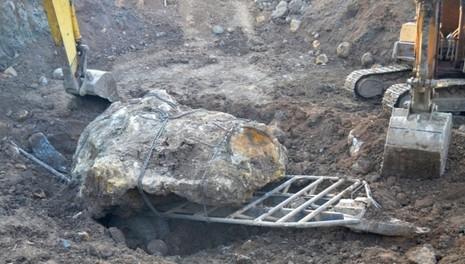 Vụ bắt giữ hòn đá 30 tấn: Đề xuất tịch thu, phạt người khai thác 1 tỉ đồng - ảnh 2