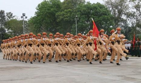 Hợp duyệt diễu binh kỉ niệm ngày 30-4 - ảnh 2