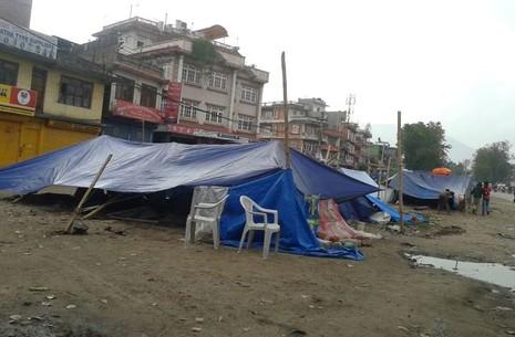 Thư Nepal: Di tản khỏi Kathmandu - ảnh 3