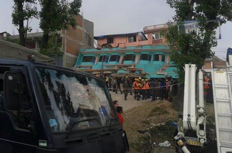 Thư Nepal: Di tản khỏi Kathmandu - ảnh 2