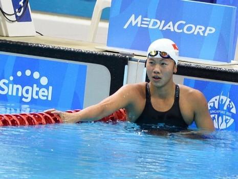 Môn bơi lội: Ánh Viên, Quý Phước, Duy Khôi bị chủ nhà qua mặt - ảnh 1