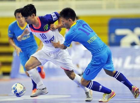 Giải Futsal LS Cup TP.HCM mở rộng: Thái Sơn Nam 'trút giận' - ảnh 1