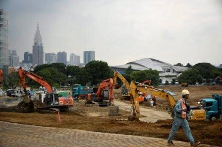 Sân Olympic 2020 của Nhật chậm tiến độ do thay đổi kiến trúc - ảnh 1