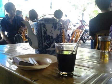 Chùm ảnh: Quán cà phê vợt cuối cùng ở Biên Hòa - ảnh 5
