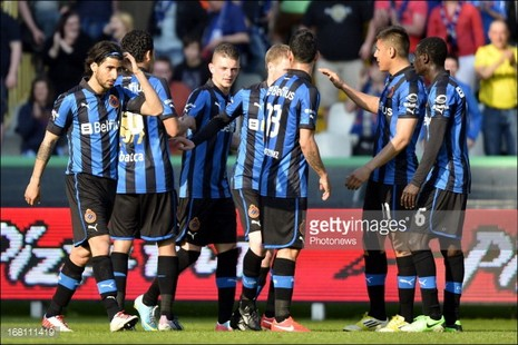M.U tự tin tiếp đón CLB Brugge - ảnh 2