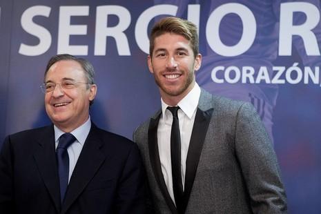 Real 'trói' Sergio Ramos bằng lương khủng - ảnh 1