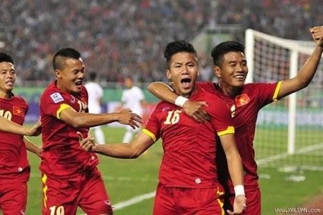 Đài Loan 1-2 Việt Nam: Chiến thắng muộn phút bù giờ - ảnh 1