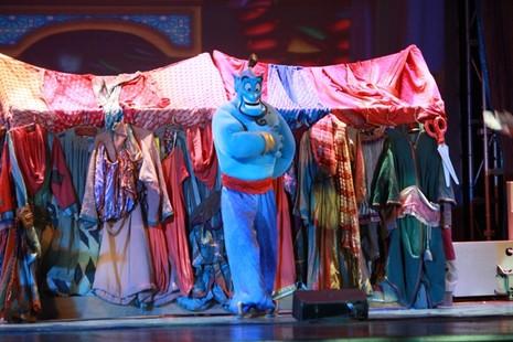 Chuột Mickey và nhiều nhân vật hoạt hình khác gây 'sốt' ở TP.HCM - ảnh 4