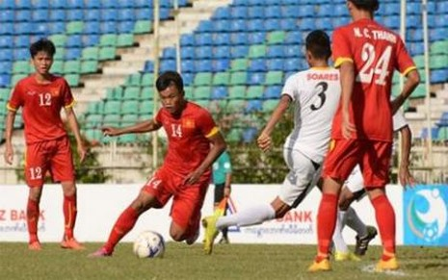 Thắng Myanmar, U19 Việt Nam giành vé tham dự VCK U19 châu Á - ảnh 1