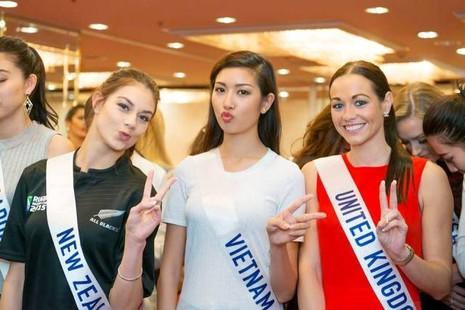 Lần đầu Việt Nam đoạt giải á hậu ở cuộc đua nhan sắc quốc tế - ảnh 1