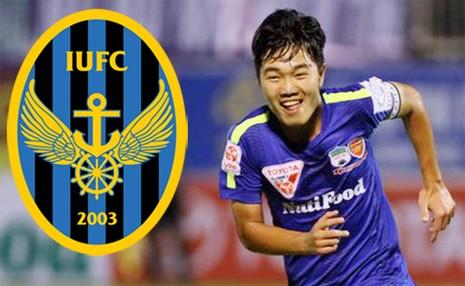 Xuân Trường vào top 10 cầu thủ giá trị nhất của Incheon - ảnh 1