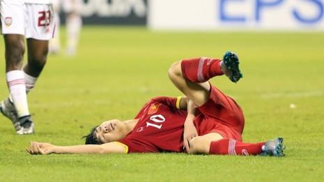 Thua UAE, U-23 Việt Nam ngẩng cao đầu rời giải - ảnh 2
