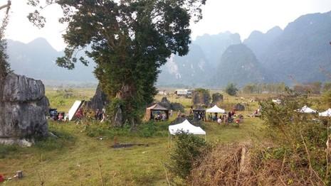 Trường quay phim 'Kong: Skull Island' được tăng cường an ninh - ảnh 6