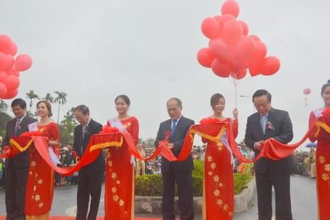 Khánh thành cầu Cửa Đại, rút ngắn khoảng cách Đà Nẵng - Tam Kỳ  - ảnh 2