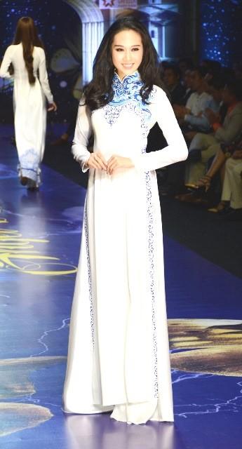 Trương Thị May, Kim Tuyến khoe sắc trong đêm diễn thời trang - ảnh 7