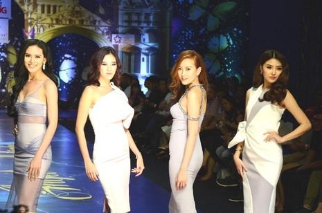 Trương Thị May, Kim Tuyến khoe sắc trong đêm diễn thời trang - ảnh 13