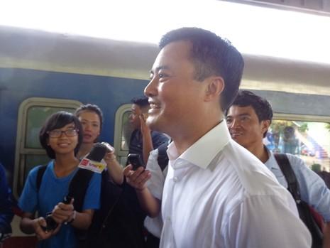 Khai trương chuyến tàu ngoại ô Sài Gòn - Dĩ An  - ảnh 5