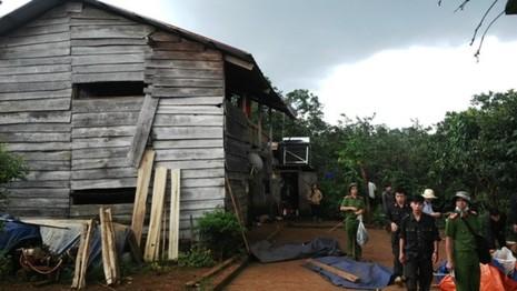 Khởi tố vụ nổ súng làm 3 người chết ở Đắk Nông - ảnh 2