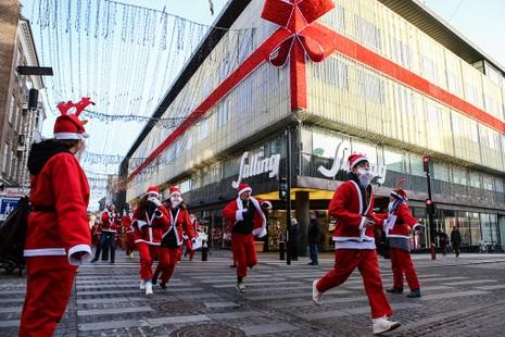 Chùm ảnh: Người dân Bắc Âu chào đón Giáng sinh 2016 - ảnh 10