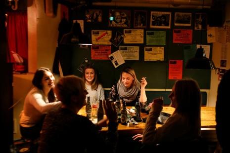 Chùm ảnh: Người dân Bắc Âu chào đón Giáng sinh 2016 - ảnh 12