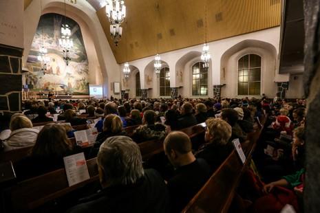 Chùm ảnh: Người dân Bắc Âu chào đón Giáng sinh 2016 - ảnh 8