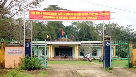 Quảng Nam: Liên tiếp 2 chủ tịch xã xin nghỉ việc - ảnh 1