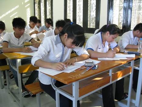 Thủ tướng Nguyễn Tấn Dũng: Phải có phương án tốt nhất cho kỳ thi quốc gia năm 2016 - ảnh 1
