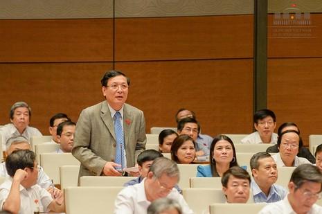Bộ trưởng Phạm Vũ Luận trả lời về việc 'xóa bỏ' môn lịch sử - ảnh 1