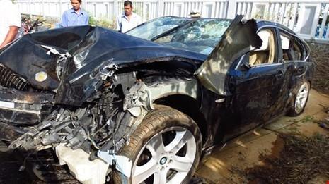 Hôm nay xét xử vụ CSGT đi xe BMW tông chết người - ảnh 1