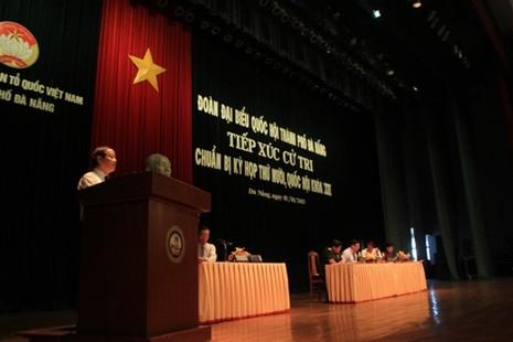 Phó Chủ tịch QH: 'Tham nhũng  cản trở sự phát triển của đất nước' - ảnh 1