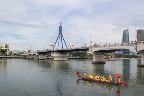 Đà Nẵng: Nghiên cứu xây dựng thêm cầu trên sông Hàn - ảnh 1