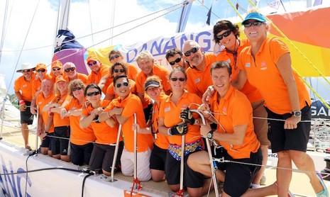 'Giải mã' cuộc đua thuyền buồm khắc nghiệt nhất hành tinh - ảnh 2