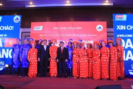 Tưng bừng đêm trao giải chặng đua 'Đà Nẵng - Khám phá mới của Châu Á' - ảnh 1
