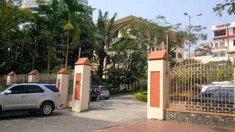 Đà Nẵng lấy trụ sở Ủy ban MTTQ để mở rộng trụ sở Thành ủy - ảnh 1