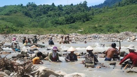 Bộ TN&MT phạt thủy điện Đắk Mi 810 triệu đồng - ảnh 2