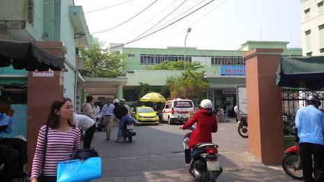 Đà Nẵng: Công khai đấu thầu khai thác dịch vụ taxi tại bệnh viện  - ảnh 1