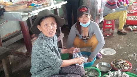 Đà Nẵng: Ngư dân, tiểu thương lao đao vì thông tin cá nhiễm độc - ảnh 4