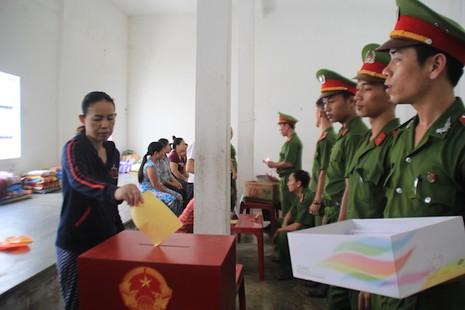 Đà Nẵng: Ngày 24-5 sẽ công bố kết quả bầu cử - ảnh 1