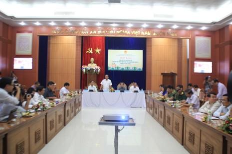 Quảng Nam: Giám đốc Sở trẻ tuổi nhất nước trúng cử - ảnh 2