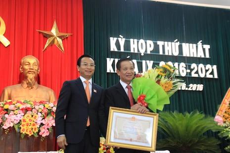 Ông Nguyễn Xuân Anh được bầu giữ chức chủ tịch HĐND TP Đà Nẵng - ảnh 2