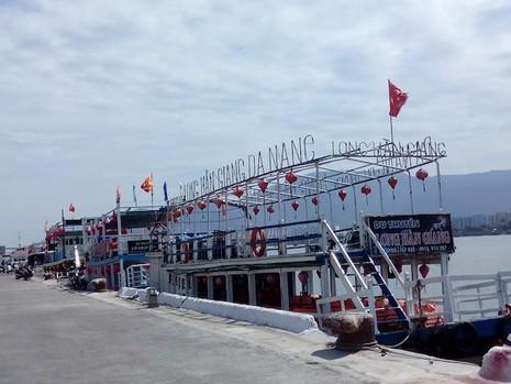 quản thúc tàu du lịch Đà Nẵng