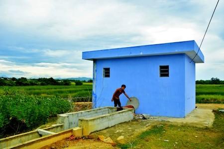 Quảng Nam: Trạm bơm nông thôn mới tiền tỉ 'đắp chiếu' - ảnh 3