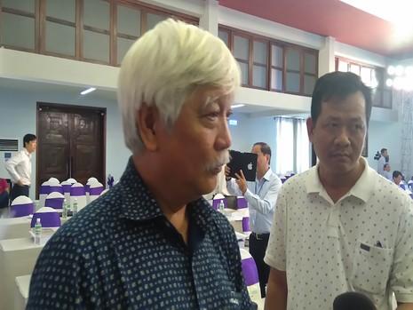 Ông Dương Trung Quốc: Sáng tạo chữ quốc ngữ là công lao của nhiều người - ảnh 2