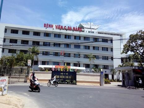 1 bệnh nhân nhảy lầu tự tử tại BV C Đà Nẵng - ảnh 1