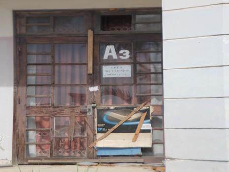 Cảnh hoang tàn, nhếch nhác của khu biệt thự giành cho chuyên gia - ảnh 12