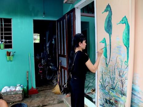 11 tỉ trang trí tranh gốm cho bờ biển Đà Nẵng  - ảnh 1