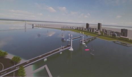 Đà Nẵng: Làm hầm chui hay cầu vượt sông Hàn? - ảnh 4