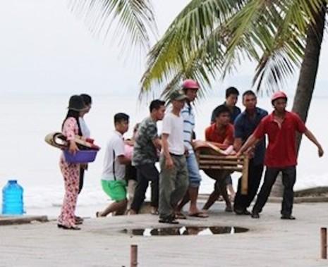 Tóm gọn nghi phạm sát hại bảo vệ bãi tắm ở Đà Nẵng - ảnh 1
